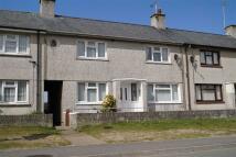 3 bedroom Terraced property for sale in Ffordd Mela, Pwllheli...