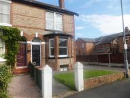 semi detached house in Lingard Road, Northenden...