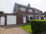 semi detached house for sale in Sandacre Road, Baguley...