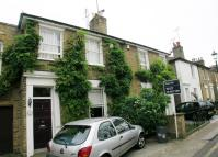 Terraced house to rent in Stratford Grove, London...