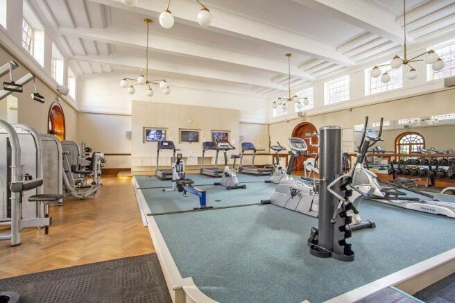 Resindents Gym