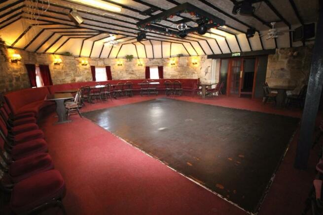 Main function room