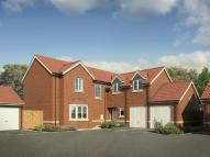 5 bed new home in Royal Gardens, Old Sarum...
