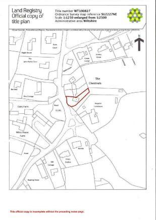 Property Title Plan
