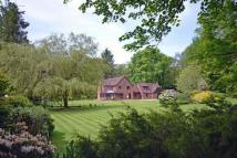 Detached house for sale in East Wellow