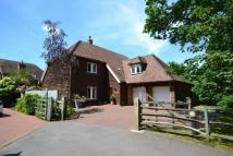 Detached home in West Wellow