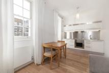 1 bedroom Flat in Goodge Place, Fitzrovia...
