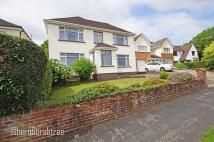 4 bed Detached property for sale in Clos-Yr-Bryn, Rhiwbina...