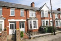 Terraced property in Newport Road, Rumney...