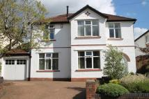 5 bed Detached house in Llyswen Road, Cyncoed...