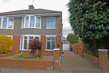 semi detached property in St. Benedict Crescent...