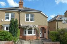 semi detached house in Reginald Road, Northwood