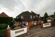 Detached property in Batchworth Heath...