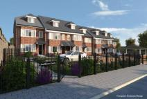 3 bed new home for sale in Plot 1 Sandhurst Court...