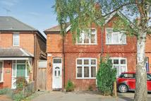2 bed semi detached property in Hilliard Road, Northwood