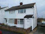 semi detached house in Fairlyn Drive, Bristol...