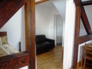 1 bed Studio apartment to rent in High Street