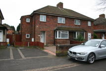 Valley Road semi detached house to rent