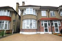 3 bedroom semi detached home for sale in Woodgrange Drive...
