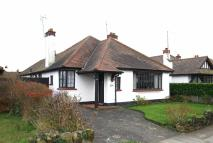 Broadclyst Gardens Detached Bungalow for sale