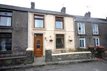 Terraced house in Bryn Road, Brynmenyn...
