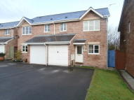 3 bed semi detached house in  Llys Eglwys, Broadlands...