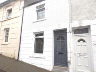 Terraced house in Newcastle Hill, Bridgend...
