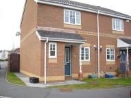 2 bed semi detached house in 1 Bron Hafod, Broadlands...