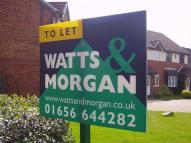 2 bedroom new home to rent in Woodgreen, Cefn Glas...
