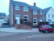 3 bed new home to rent in Lon Yr Helig , Coity...