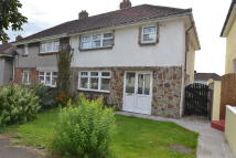 3 bed semi detached home to rent in Waunscil Avenue...