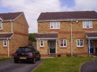 13 Bron Hafod semi detached property to rent