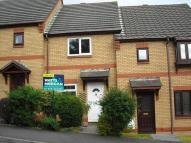 Terraced house in St Nons Close, Brackla