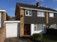 3 bed semi detached home to rent in Beresford Road Chandlers...
