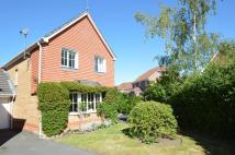 semi detached house in Cornfield Close...