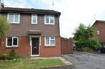 2 bed End of Terrace property in Monmouth Close...