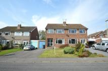 3 bed semi detached house in Heathlands Road...
