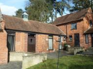 Barn Conversion to rent in Shakespeare Hall...