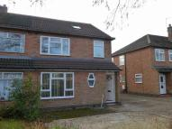 4 bedroom semi detached home in Blackthorn Road...
