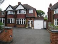 semi detached property in Beechwood Park Road...