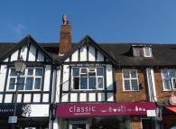 Flat to rent in Warwick Road, Solihull...