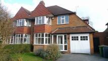 4 bed semi detached home in Buryfield Road, Solihull...