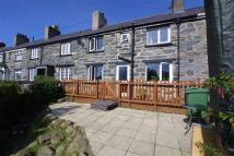 Terraced property for sale in Bethesda, Gwynedd