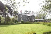 4 bedroom Detached property for sale in Glasinfryn, Bangor