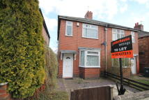 semi detached home to rent in Vale View, Porthill...