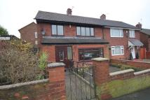 semi detached home in Moorland Road, Biddulph...