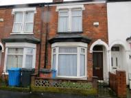 2 bed Terraced home to rent in Belvoir Street, Hull...