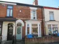 Terraced property in Belvoir Street, Hull...