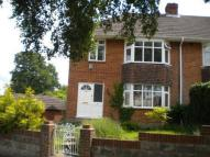 3 bedroom semi detached home in Moorvale Road...