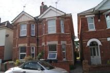 Ground Flat to rent in Abinger Road, Boscombe...